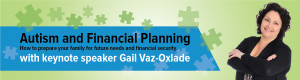 Autism and Financial Planning: April 17, 2015
